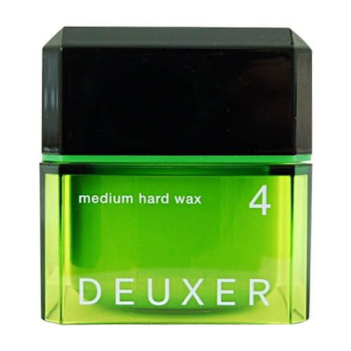 DEUXER Number Series Medium Hard Wax 4
