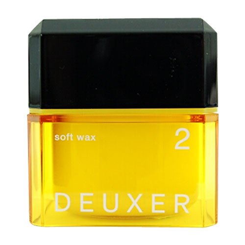 DEUXER Number Series Soft Wax 2