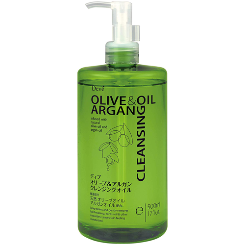 Deve Olive & Argan Cleansing Oil