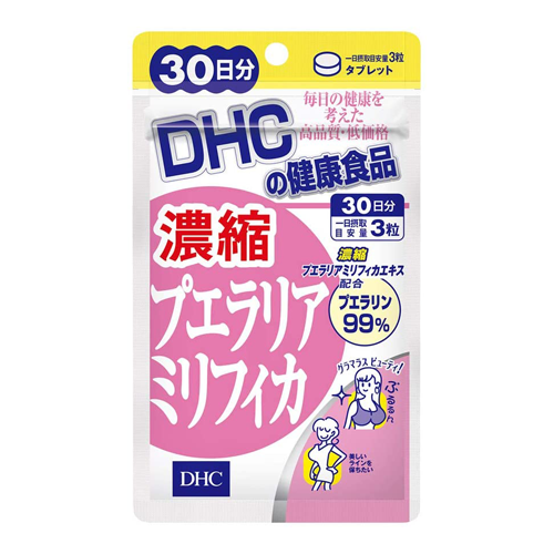 DHC Concentrated Pueraria Mirifica Supplement 30-Day Supply