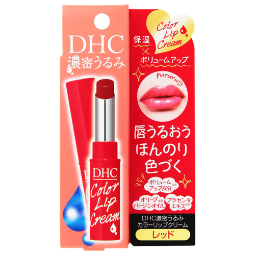 DHC Rich Coloring Lip Red 1.5g