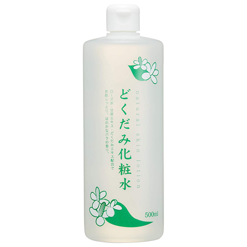 Dokudami Natural Skin Lotion