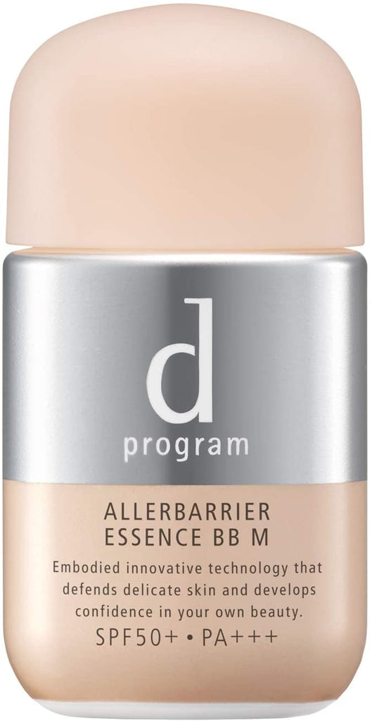 d program Allerbarrier Essence BB N Medium Makeup Foundation Unscented 30 ml