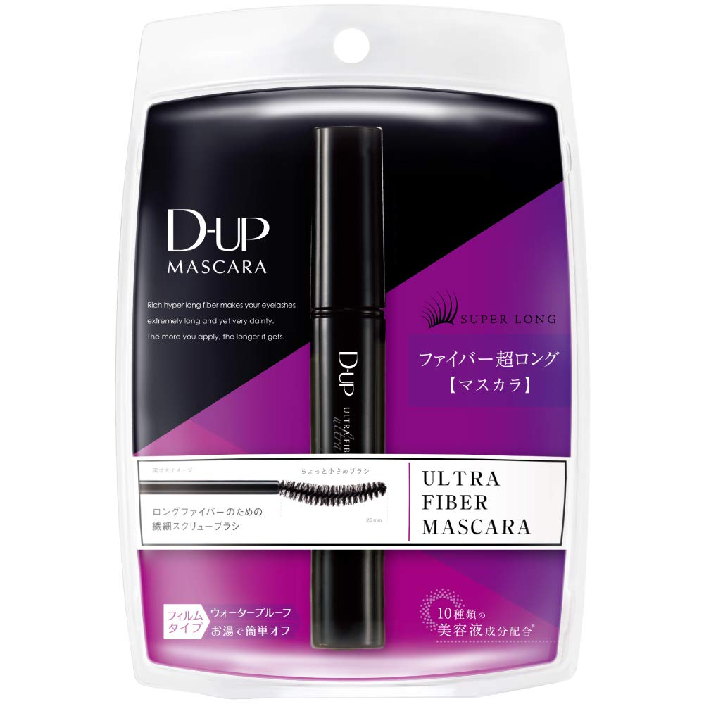 D-Up Ultra Fiber Mascara