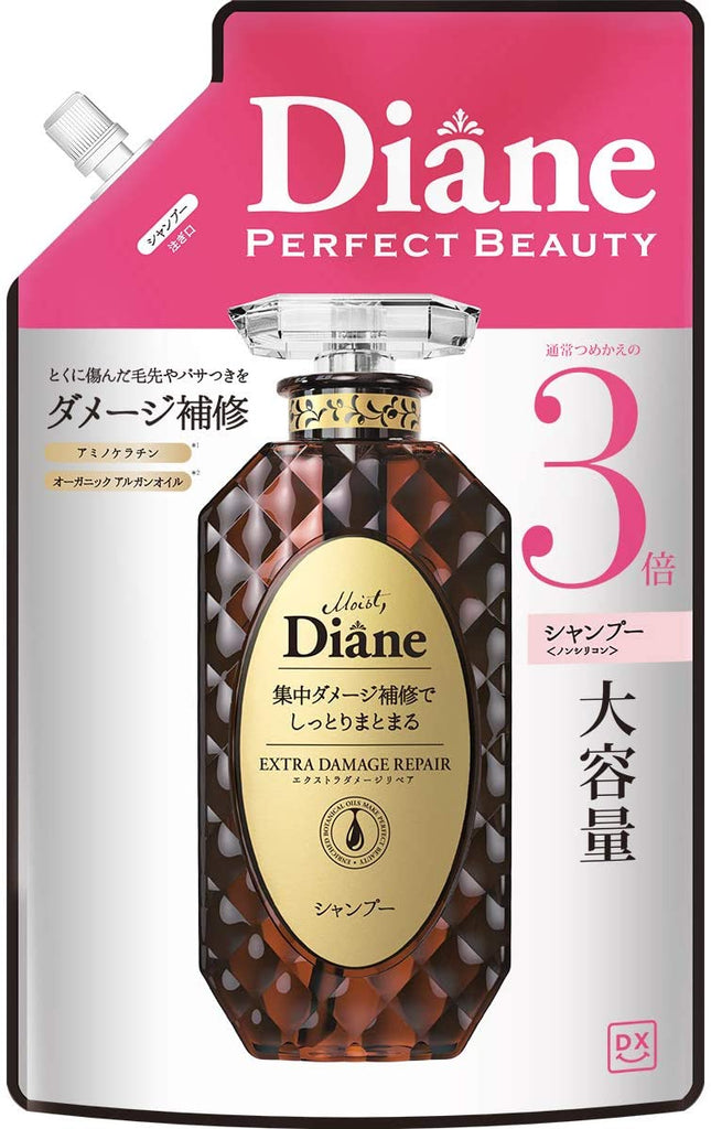 Floral & Berry Scent Diane DX Extra Damage Repair Refill 1000 ml
