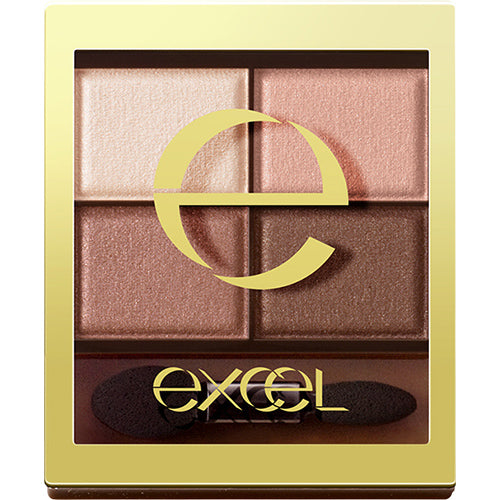 Excel Skinny Rich Eye Shadow Sensual Brown