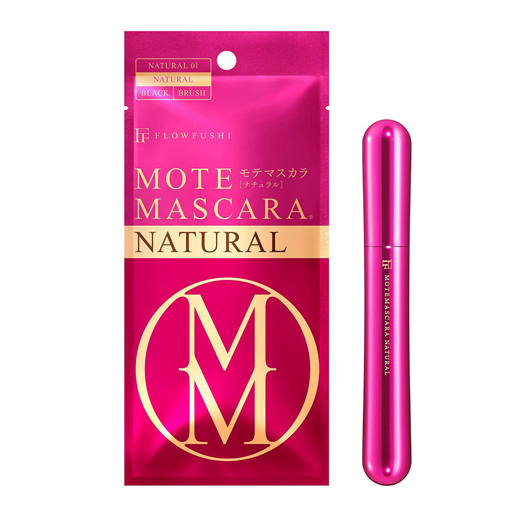 Flowfushi Mote Mascara Natural 1