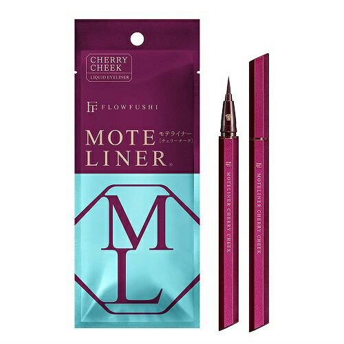 Flowfushi Mote Liner Liquid Cherry Cheek