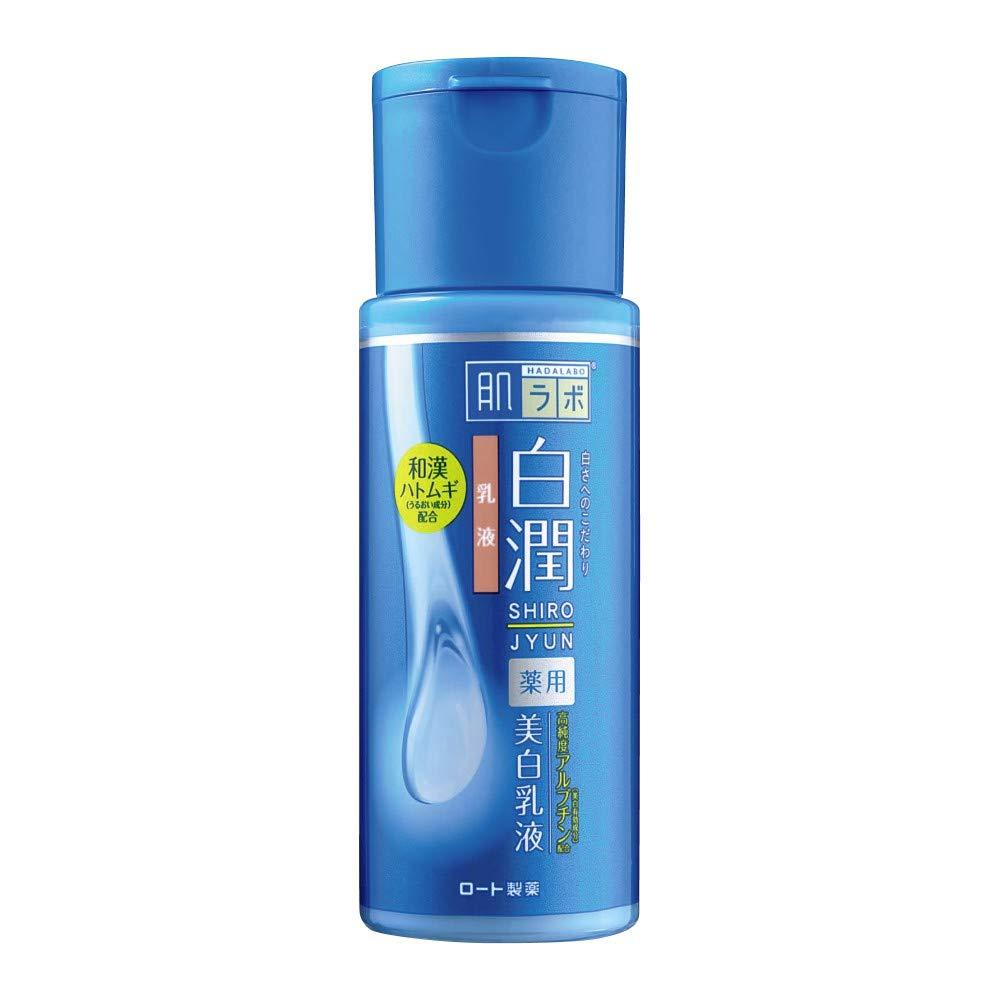 Hada Labo Shirojyun Medicated Whitening Emulsion 140ml