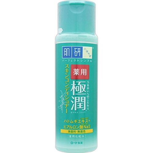 Hada Labo Gokujyun Medicated Skin Conditioner 170ml