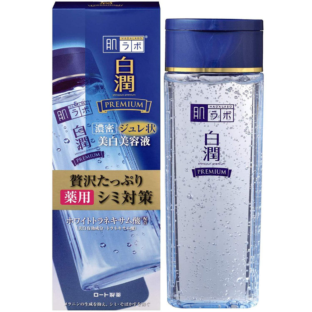 Hada Labo Shirojyun Premium Medicated Spot Prevention Whitening Essence