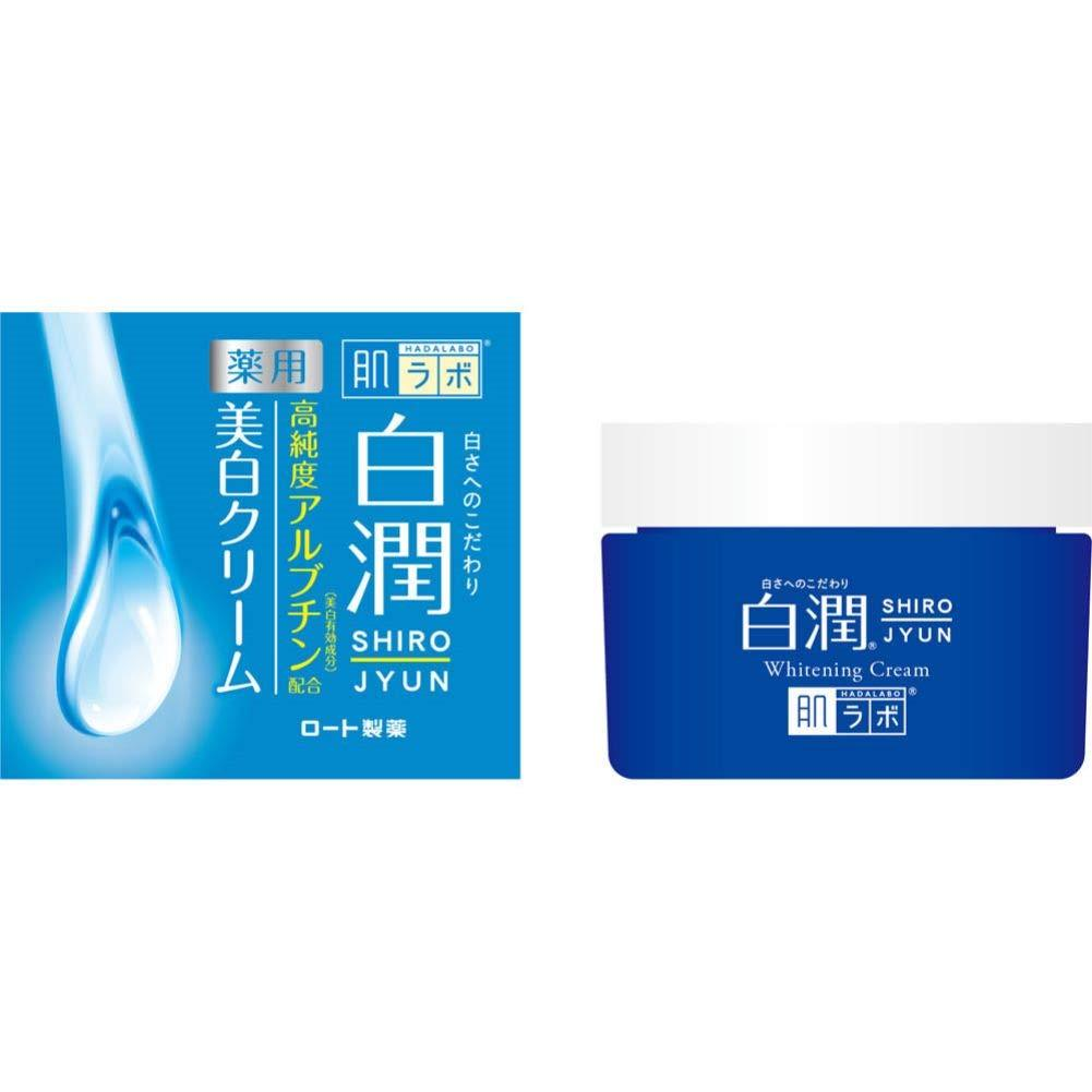 Hada Labo Shirojyun Medicated Whitening Gel Cream 50g
