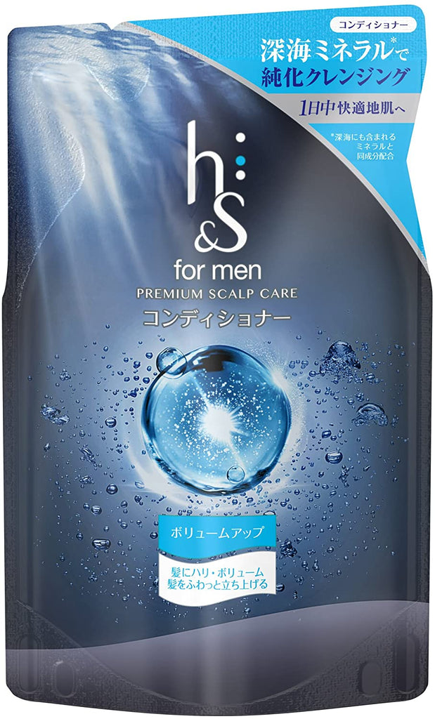 h&s for men Conditioner Volume Up Refill 300 g
