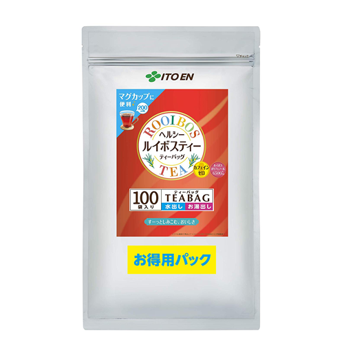 Itoen Healthy Rooibos Tea Bag 100 Bags