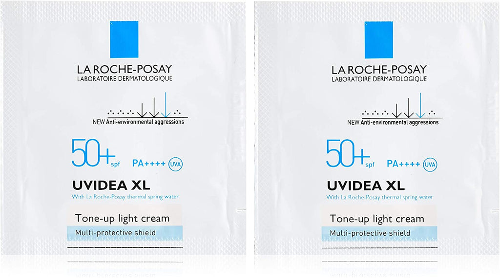 La Roche-Posay [Tone Up UV Sample Set] UV Ideas XL Protection Tone-Up 2 ml x 2 Set