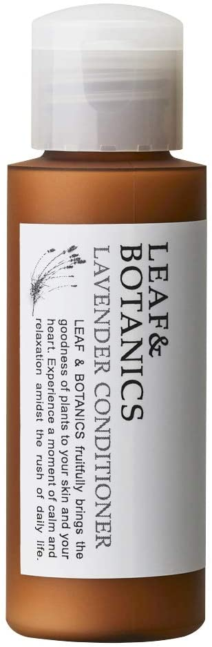 Leaf & Botanics Lavender Conditioner Mini Size Bottle 50 ml
