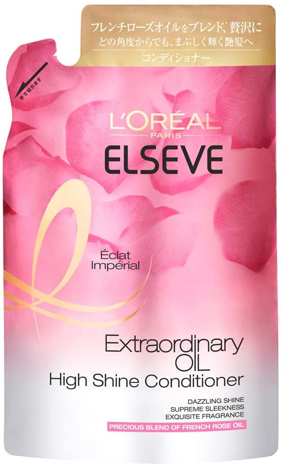 Loreal Paris Elseve Extraordinary Oil High Shine Conditioner Refill