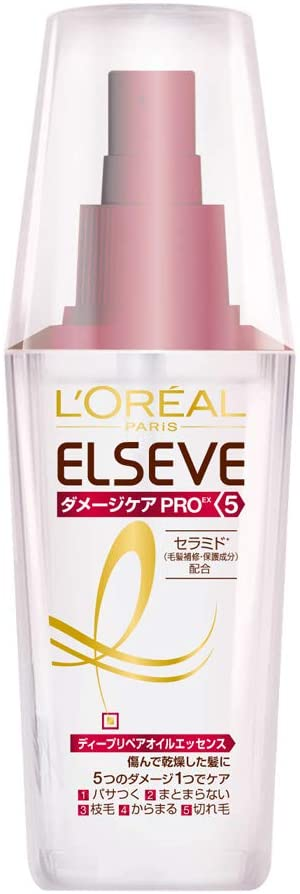 L'Oreal Paris Elsave Damage Care PROEX Deep Repair Oil Essence 100 ml