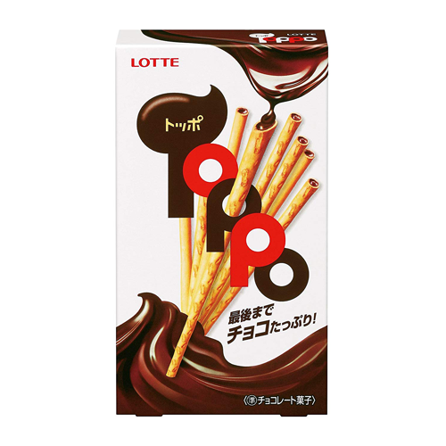Lotte Toppo 3 Pack