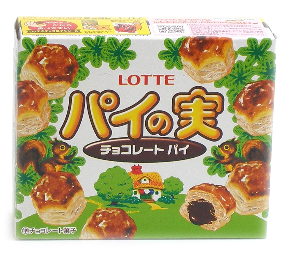Lotte Fruit Pie Sharing Pack