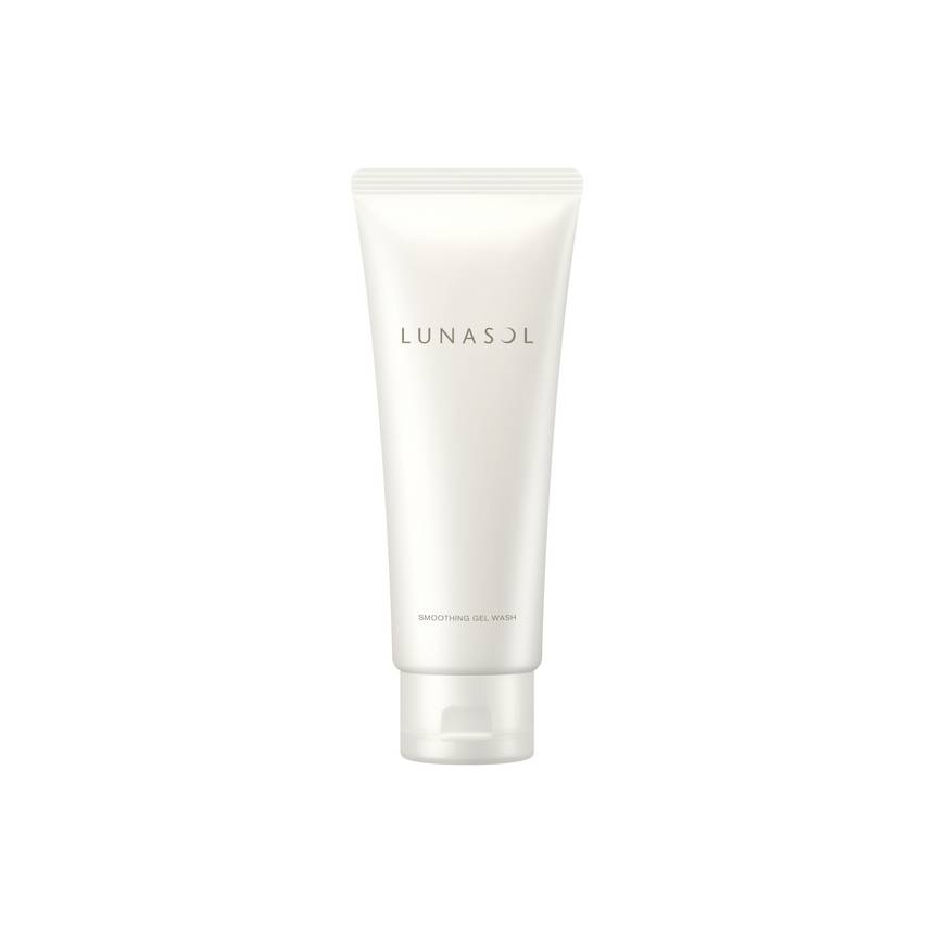 Lunasol Smoothing Gel Face Wash