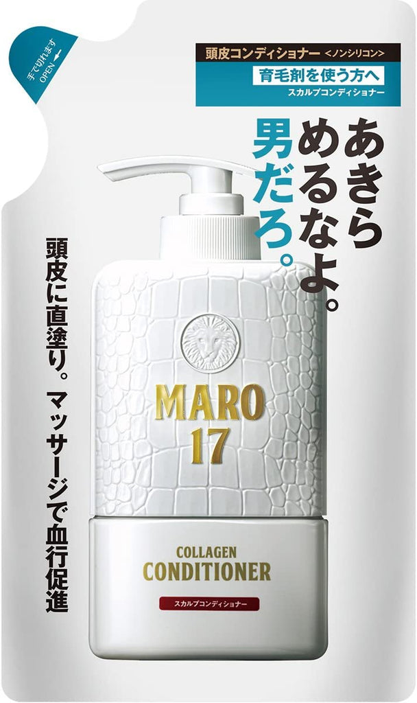 MARO17 Men's Collagen Conditioner Refill 300 ml