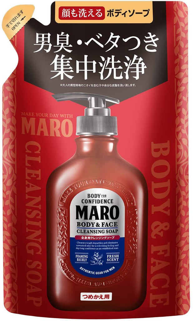 MARO Full Body Soap Refill 380 ml