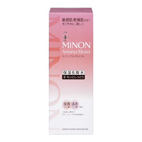 Minon Amino Moist Charge Lotion II Very Moist Type 150ml