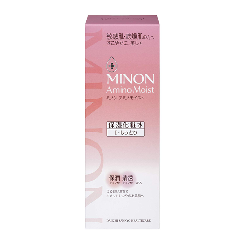 Minon Amino Moist Charge Lotion I Moist Type 150ml