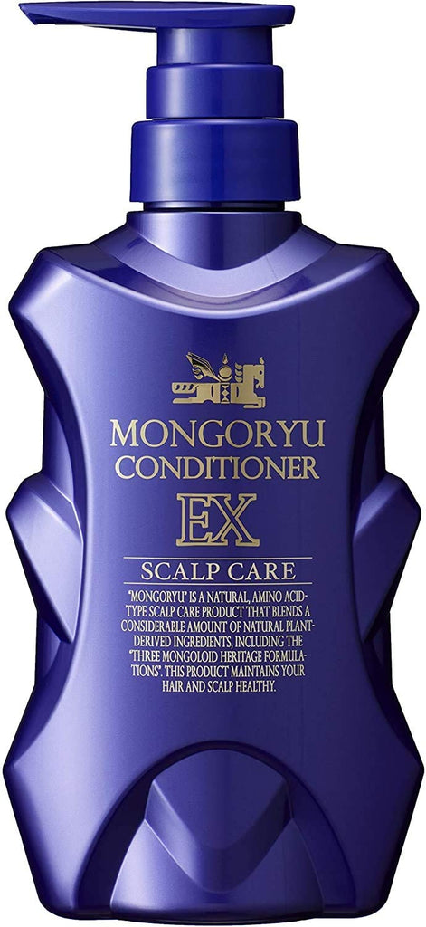 Mongoryu Conditioner EX Scalp Care 350 ml