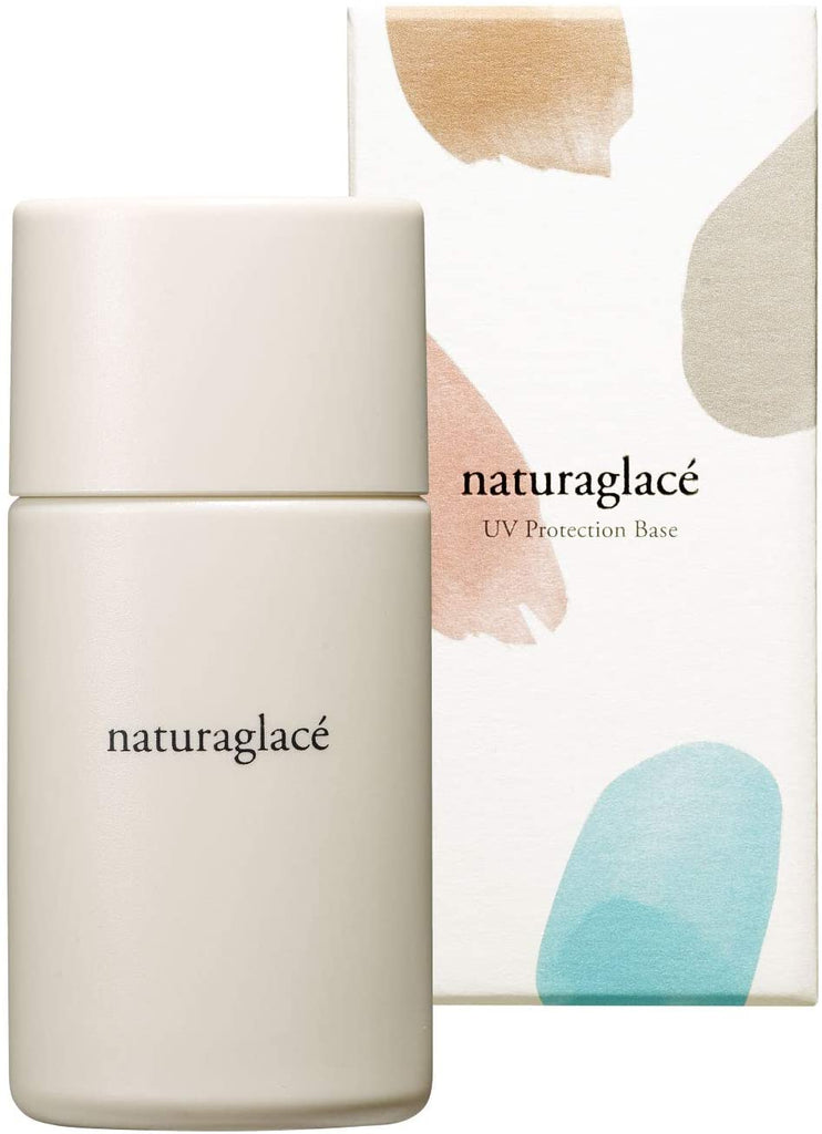 Naturaglace Natural Grasse UV Protection Base N Sunscreen Foundation SPF 50+ PA+++ Normal Design (UV Milk) Single Item