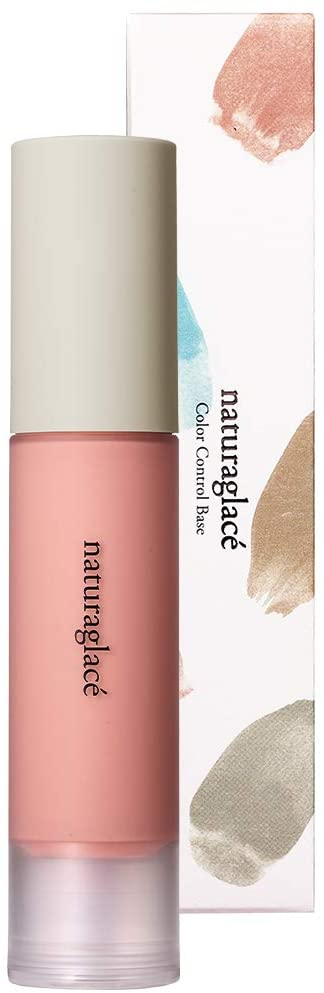 Naturaglace Color Control Base 01 (Violet) Make Up Foundation SPF 32 PA++ 25 ml