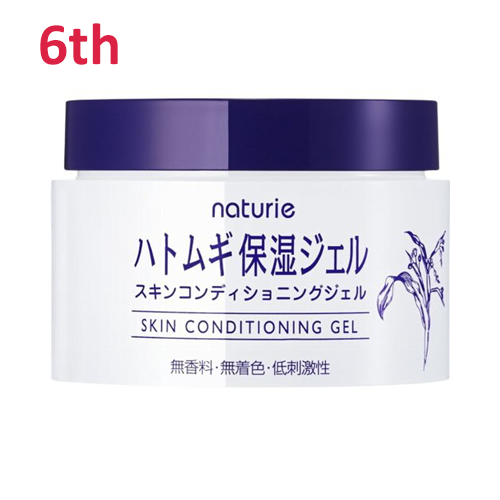 No.6 Naturie Hatomugi Skin Conditioning Gel