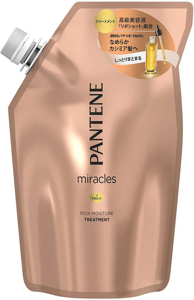 Pantene Miracles Rich Moisture Treatment Refill 440 g