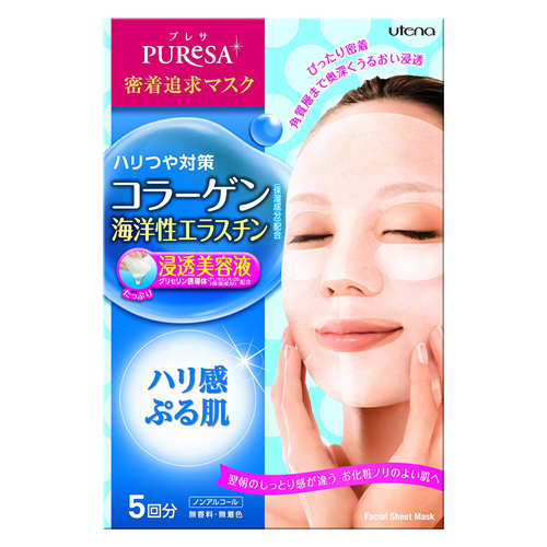 Puresa Collagen Face Mask 5 Sheets