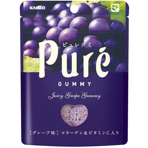 Pure Grape Gummy 3 Pack
