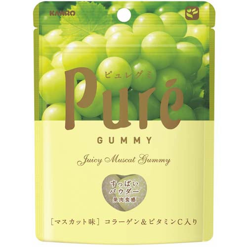 Pure Muscat Gummy 3 Pack