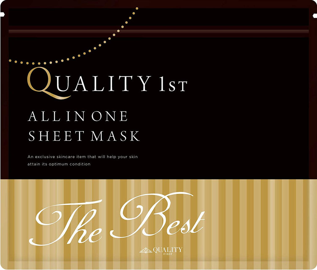 Quality First All-in-one The Best Face Mask 30 Sheets