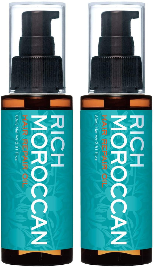 Rich Moroccan Hair Repair Oil 80 ml