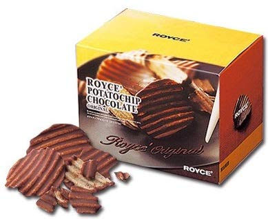 Royce Chocolate Potato Chips Original