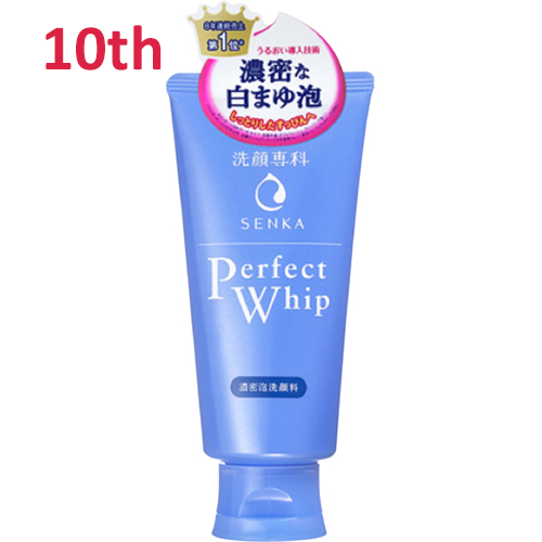 No.10 Senka Perfect Whip Cleansing Foam