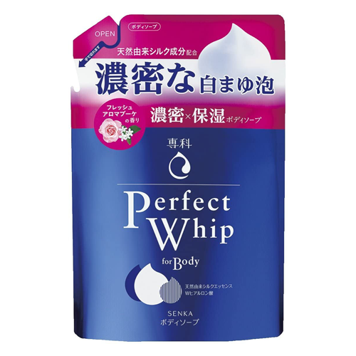Senka Perfect Whip For Body Wash 350ml