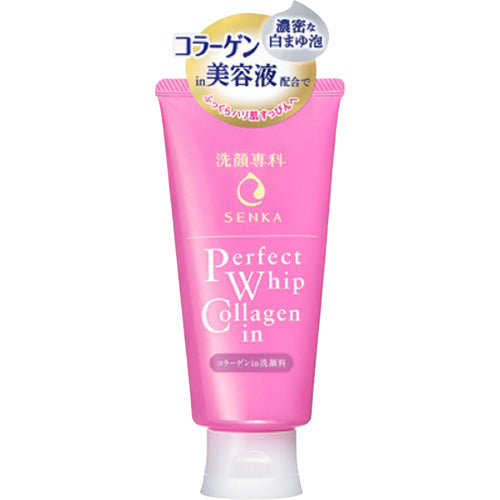 Senka Perfect Whip Collagen in Cleansing Foam
