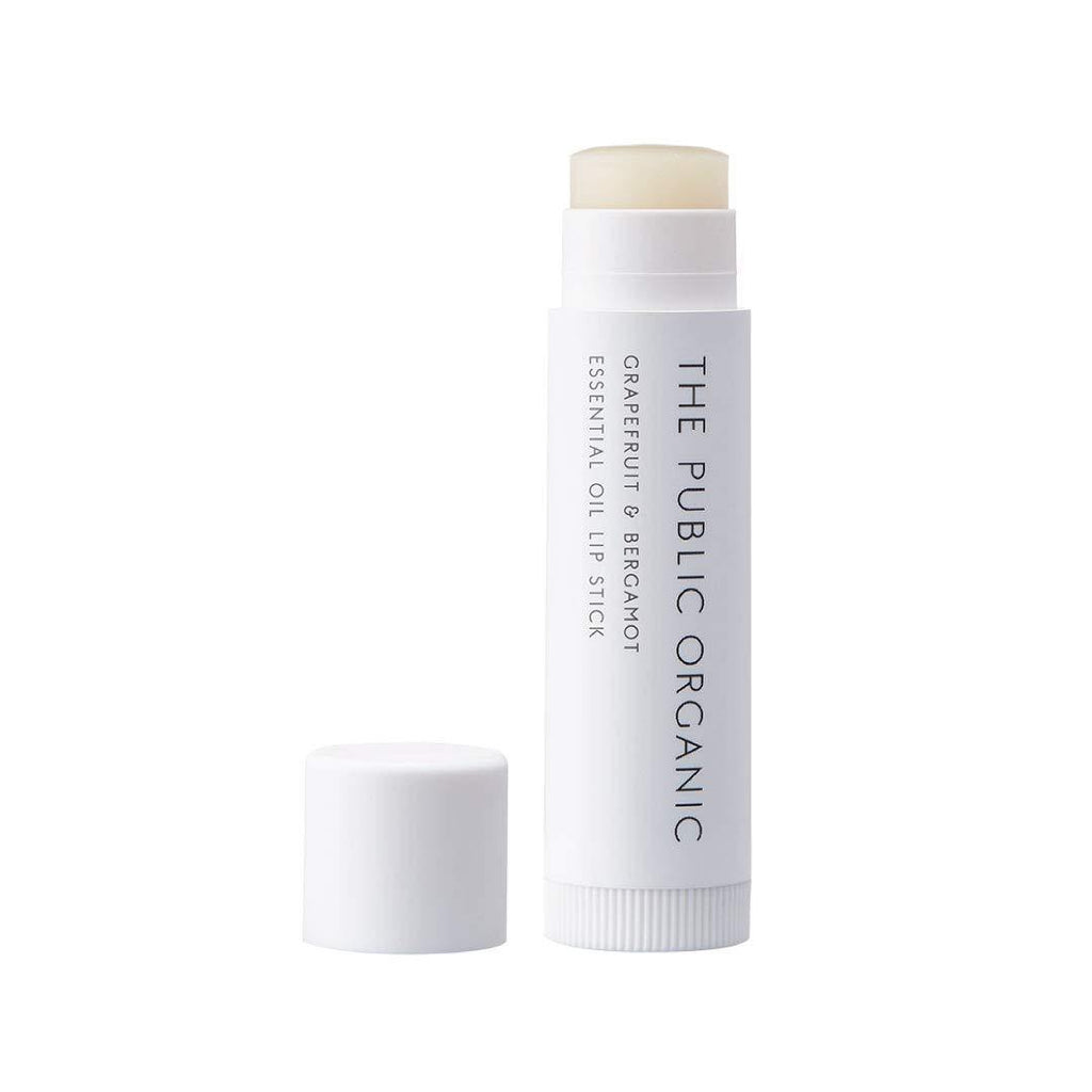 The Public Organic Essential Oil Lipstick 4g