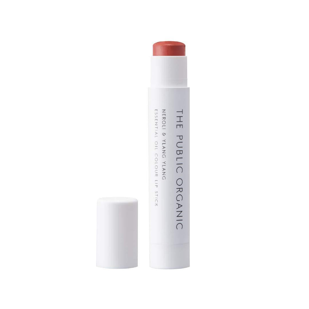The Public Organic Essential Oil Colour Lipstick 3.5g