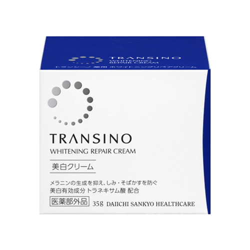 Transino Medicated Whitening Repair Cream 35g