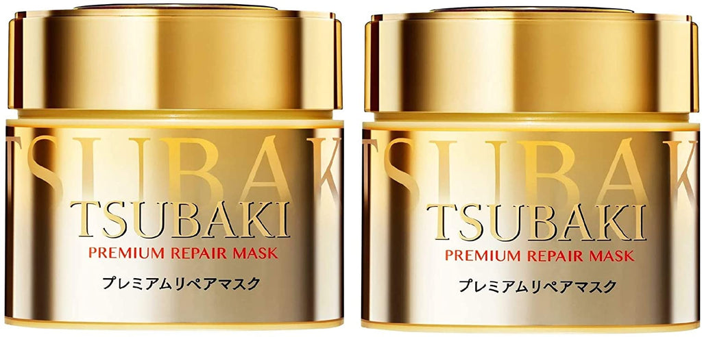 TSUBAKI Premium Repair Mask Hair Pack 2 pieces 180 g each