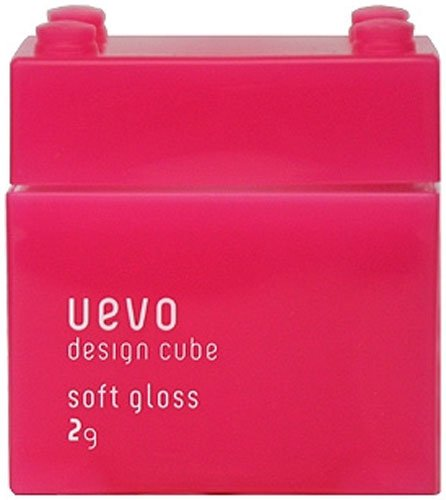 UEVO Design Cube Soft Gloss Hair Wax