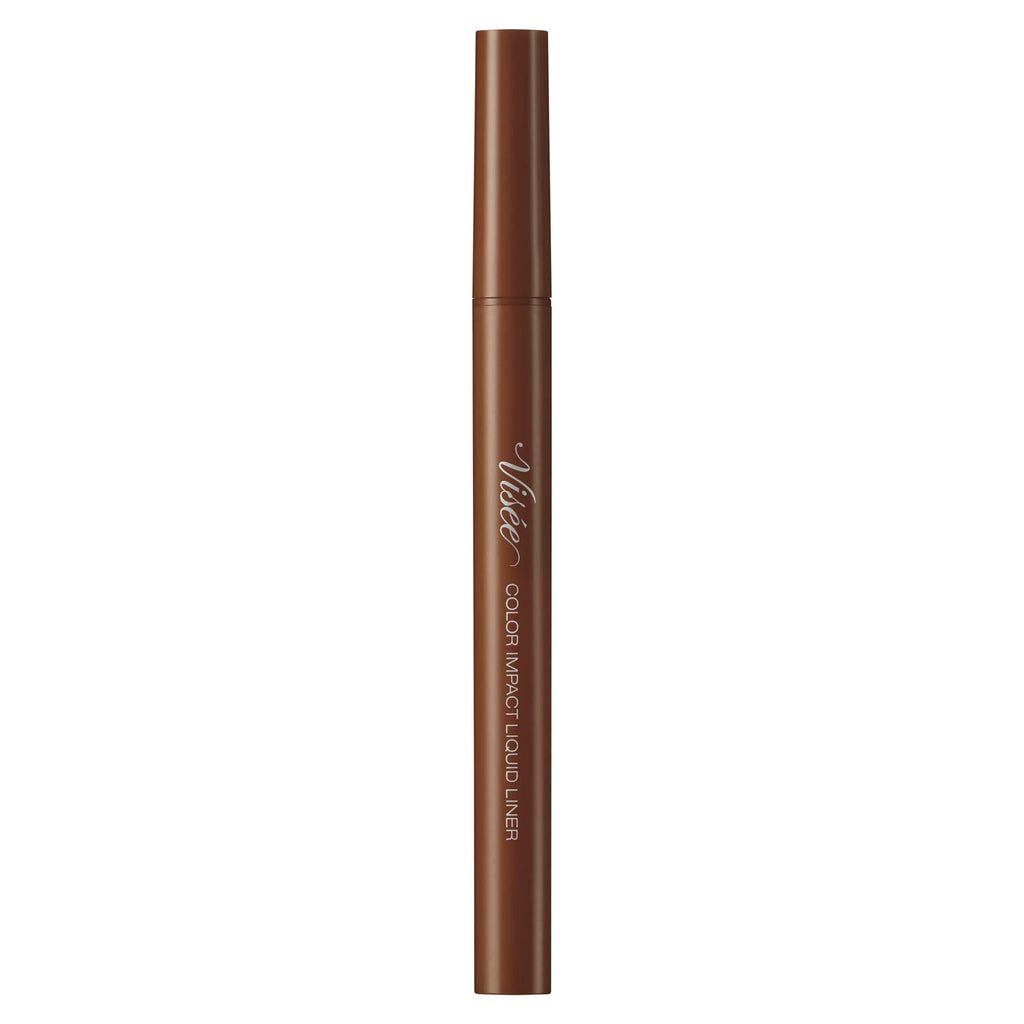 Visee Color Impact Liquid Liner BR340 Brown