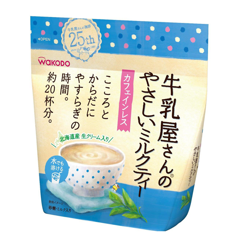 Wakodo Gyu Nyu Ya San Gentle Milk Tea